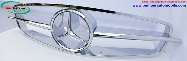 front-grill-for-mercedes-190-sl-roadster-big-0