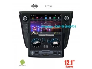 NISSAN X-TRAIL smart car stereo Manufacturers