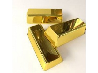 ALLUVIAL GOLD DUST AND GOLD BARS FOR SAL