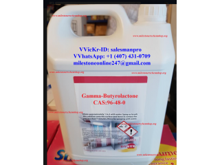 Gamma Butyrolactone cas 96-48-0 with safe delivery to Australia