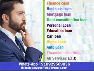 URGENT LOAN OFFER APPLY NOW