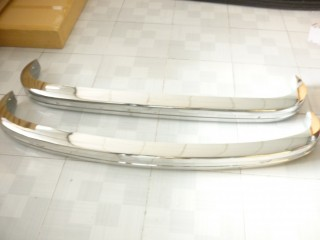 VW Karmann Ghia bumpers 72-74